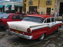 Vintage clasic car Stock Photo