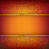 Vintage and classic abstract background vector illustration eps1. 0 Royalty Free Stock Image