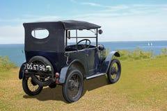 Vintage classic austin 7 car Stock Photo