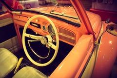 Vintage classic car Stock Photo