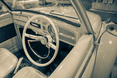 Vintage classic car Stock Images