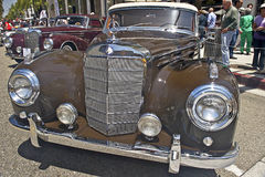 Vintage Classic Cars Royalty Free Stock Images