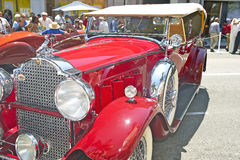 Vintage Classic Cars Stock Photography