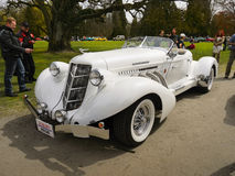 Vintage Classic Cars Royalty Free Stock Photo