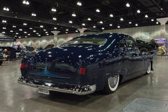 Vintage classic custom car Stock Images