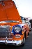 Vintage classic hot rod car Royalty Free Stock Photos