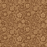 Vintage classic ornamental seamless vector pattern Royalty Free Stock Photography