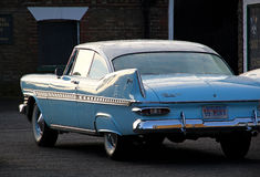Vintage classic plymouth fury Stock Image
