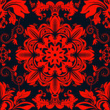 Vintage classic seamless pattern Stock Image
