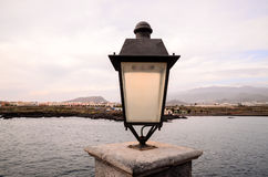Vintage Classic Street Lamp Stock Photos