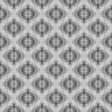Vintage classical  figured wall-paper, gray 2. Retro  background for design. Abstract pattern Stock Images