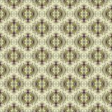 Vintage classical  figured wall-paper, yellow 2. Retro  background for design. Abstract pattern Royalty Free Stock Photography