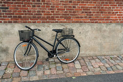 Vintage Classical k Bicycle Royalty Free Stock Photo