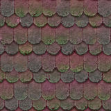 Vintage clay tile Stock Photo