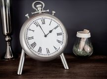 Free Vintage Clock Stock Photography - 120076992