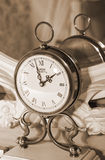 Vintage clock Royalty Free Stock Photos