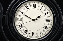 Vintage Clock Royalty Free Stock Image