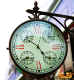 Vintage clock Royalty Free Stock Photo