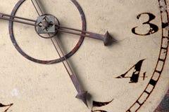 Vintage clock Royalty Free Stock Photo