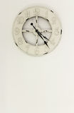 Vintage  clock Stock Photography