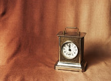 Vintage clock  -RAW format Stock Image