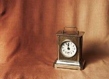 Vintage clock -RAW format Stock Image