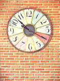 Vintage clock Stock Photography