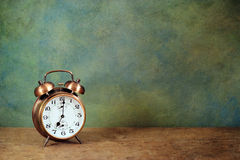 Vintage clock Stock Photo