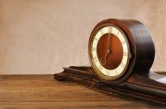Vintage clock Stock Photos