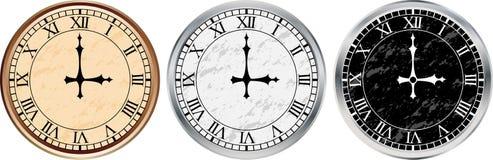Vintage Clocks Stock Photos