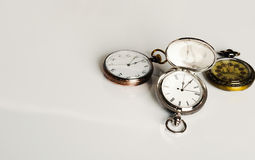 Vintage clocks Royalty Free Stock Image
