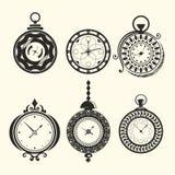 Vintage clocks Royalty Free Stock Photo