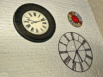 Vintage clocks Royalty Free Stock Image