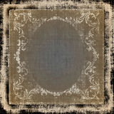 Vintage cloth background Royalty Free Stock Photography