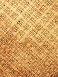 Vintage cloth texture background Royalty Free Stock Photos