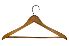 Vintage clothes hanger Stock Photos