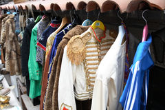Vintage Clothing Store Stock Images