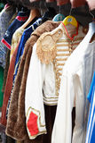 Vintage Clothing Store Stock Photo
