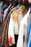 Vintage Clothing Store Stock Photo