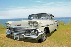 Vintage clássico Chevrolet Fotos de Stock Royalty Free
