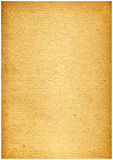 Vintage coarse textured paper. Stock Photo
