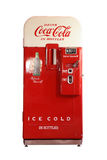 Vintage Coca-Cola Vending Machine royalty free stock photography