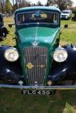 Vintage coche reunión 18 de abril de 2015 Imágenes de archivo libres de regalías