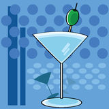 Vintage cocktail Royalty Free Stock Photography