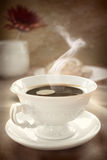 Vintage coffee royalty free stock photos