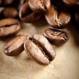 Vintage coffee background Stock Photography