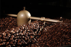 Vintage Coffee Bean Machine Royalty Free Stock Image