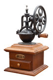 Vintage coffee grinder Stock Images