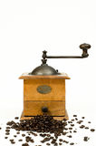 Vintage Coffee Grinder Stock Photos