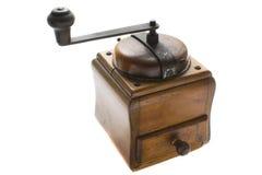 Vintage coffee grinder Royalty Free Stock Photo
